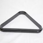 Triangle 15 Ball Black w/Center Support