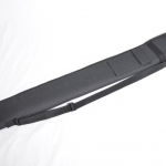 Black Nylon Cue Case w/Pouch and Strap