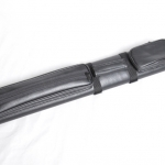 1 Butt 2 Shafts w/Strap and Pouch Black