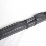 2 Butts 4 Shafts w/Strap and Pouch Black