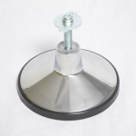 Leg Leveler Chrome Set of 4