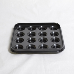 Ball Tray Black